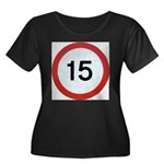 15 Plus Size T-Shirt