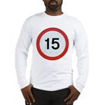 15 Long Sleeve T-Shirt