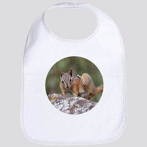 Itchy Chipmunk Bib