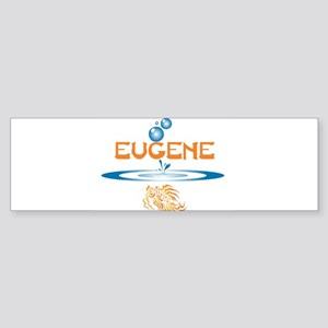 Eugene (fish) Bumper Sticker