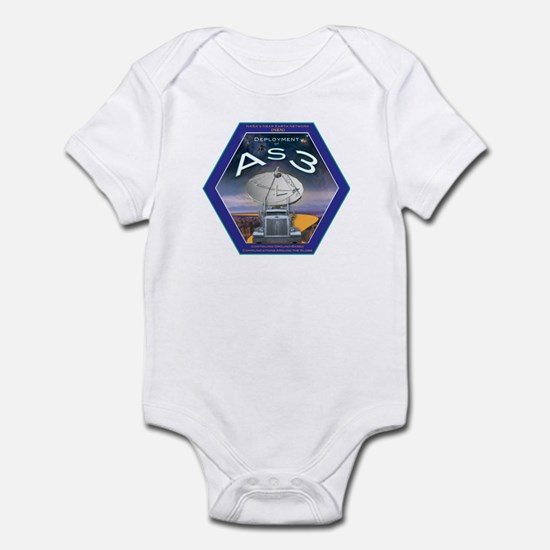 AS3 Logo Infant Bodysuit