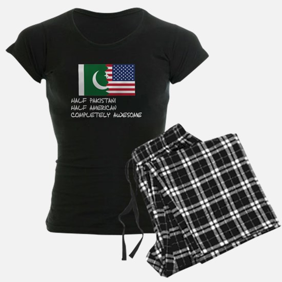Half Pakistani Completely Awesome Pajamas