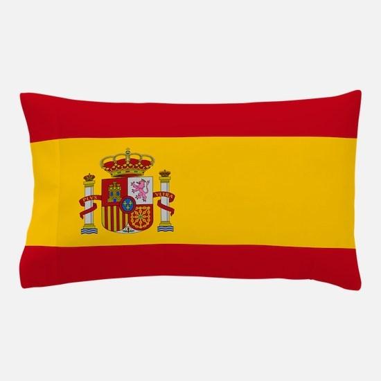 Spanish Flag Pillow Case