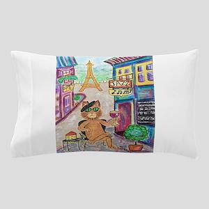 Jazz Cat Pillow Case