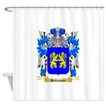 Salamoni Shower Curtain