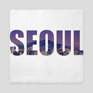 Seoul Queen Duvet