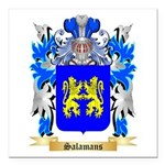 Salamans Square Car Magnet 3