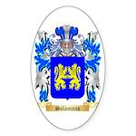 Salamans Sticker (Oval 50 pk)