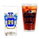 Salamans Drinking Glass