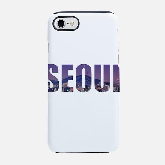 Seoul iPhone 8/7 Tough Case