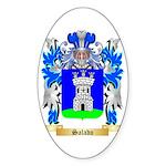 Salado Sticker (Oval 50 pk)