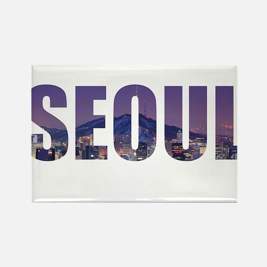 Seoul Magnets