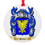 Sainz Round Ornament