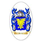 Sainz Sticker (Oval 10 pk)