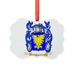 Sainz Picture Ornament