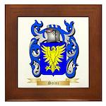 Sainz Framed Tile