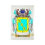 Saintsbury Rectangle Magnet (10 pack)