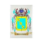 Saintsbury Rectangle Magnet (100 pack)
