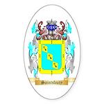 Saintsbury Sticker (Oval)