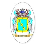 Saintsbury Sticker (Oval 50 pk)