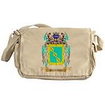 Saintsbury Messenger Bag