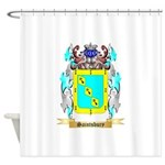 Saintsbury Shower Curtain