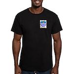 Saintignon Men's Fitted T-Shirt (dark)