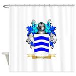 Saintignon Shower Curtain