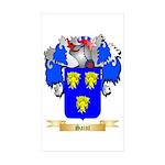 Saint Sticker (Rectangle 50 pk)