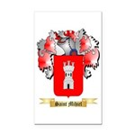Saint Mihiel Rectangle Car Magnet