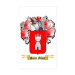 Saint Mihiel Sticker (Rectangle 10 pk)