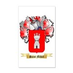 Saint Mihiel 35x21 Wall Decal