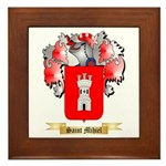Saint Mihiel Framed Tile