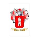 Saint Mieux Sticker (Rectangle 50 pk)