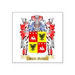 Saint Martin Square Sticker 3