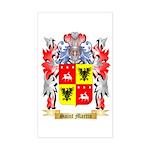 Saint Martin Sticker (Rectangle)