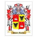 Saint Martin Small Poster