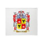 Saint Martin Throw Blanket