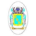 Sainsberry Sticker (Oval 10 pk)