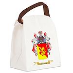 Saidman Canvas Lunch Bag