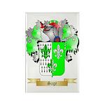 Sage Rectangle Magnet (100 pack)