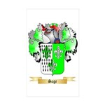 Sage Sticker (Rectangle 50 pk)
