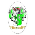 Sage Sticker (Oval)