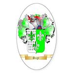 Sage Sticker (Oval 10 pk)