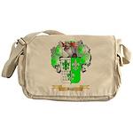 Sage Messenger Bag