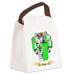Sage Canvas Lunch Bag