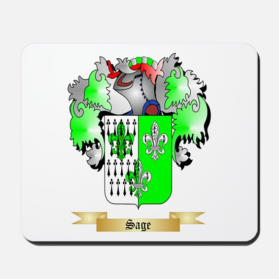 Sage Mousepad
