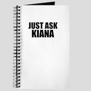 Just ask KIANA Journal