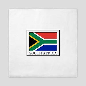 South Africa Queen Duvet