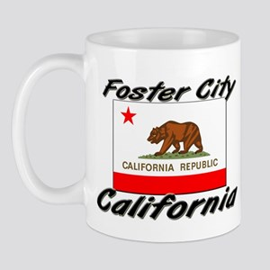 Foster City California Mug